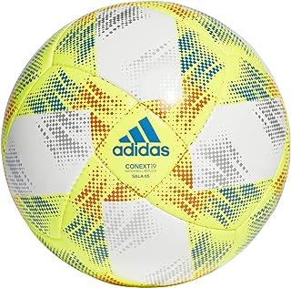 adidas Balón Fútbol Sala Conext19 Sala 65, Color Blanco/Amarillo