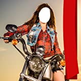 Woman Motorcycle Suit