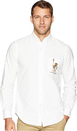 Oxford Bear Player Sport Shirt