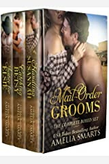 Mail-Order Grooms: The Complete Boxed Set Kindle Edition