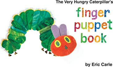 the very hungry caterpillar puppet book