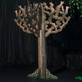 10 ft. Garden Tree Standup Photo Booth Prop Background Backdrop Party Decoration Decor Scene Setter Cardboard Cutout