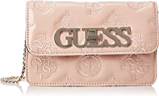 Guess Clutch for Women- Pink