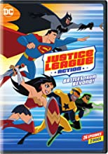 justice league action dvd