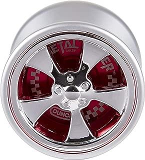 Duncan Toys 3603XP Metal Racer Yo-Yo for Intermediates - Aluminum Yo-Yo with Racer Caps, SG Sticker Response