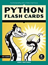 Python Flash Cards: Syntax, Concepts, and Examples PDF