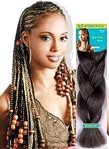 Best bobbi boss kanekalon braiding hair Reviews