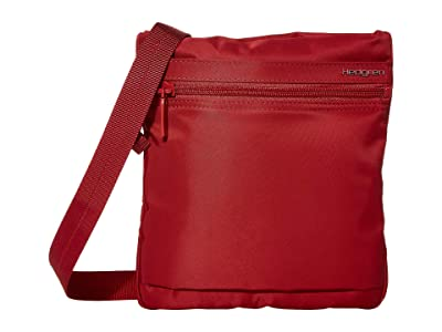 Hedgren Leonce RFID Shoulder Bag (Sun Dried Tomato) Shoulder Handbags