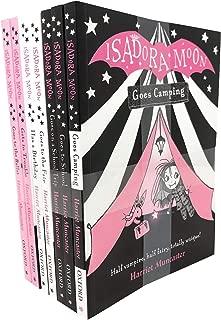 Harriet Muncaster Isadora Moon Series 7 Books Collection Set (Isadora Moon Goes Camping, Isadora Moon Has a Birthday, Isadora Moon Goes on a School Trip, Isadora Moon Gets in Trouble, Isadora Moon Goe