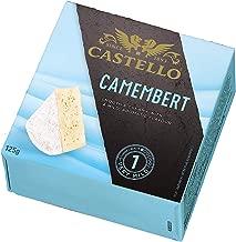 チーズ 冷蔵 デンマーク キャステロ カマンベール 125g