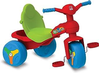 Triciclo Veloban, Bandeirante, Vermelho