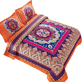 Best mandala duvet cover queen Reviews