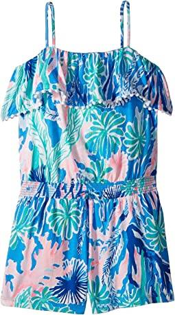 Lilly Pulitzer Kids - Leonie Romper (Toddler/Little Kids/Big Kids)