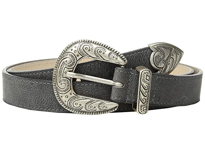 Leatherock Clara Belt (Grey) Women