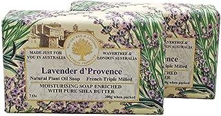 Wavertree & London Lavender d Provence (2 Bars)