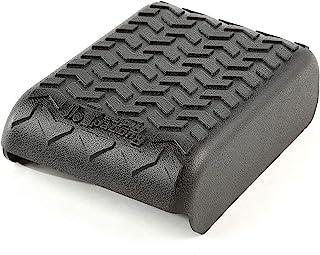 Rugged Ridge 13107.42 Black Center Console Cover for Jeep Wrangler JK