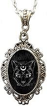 Alkemie & Artistry 'Hex Cat' Necklace