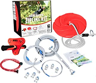 heavy duty zip line kits