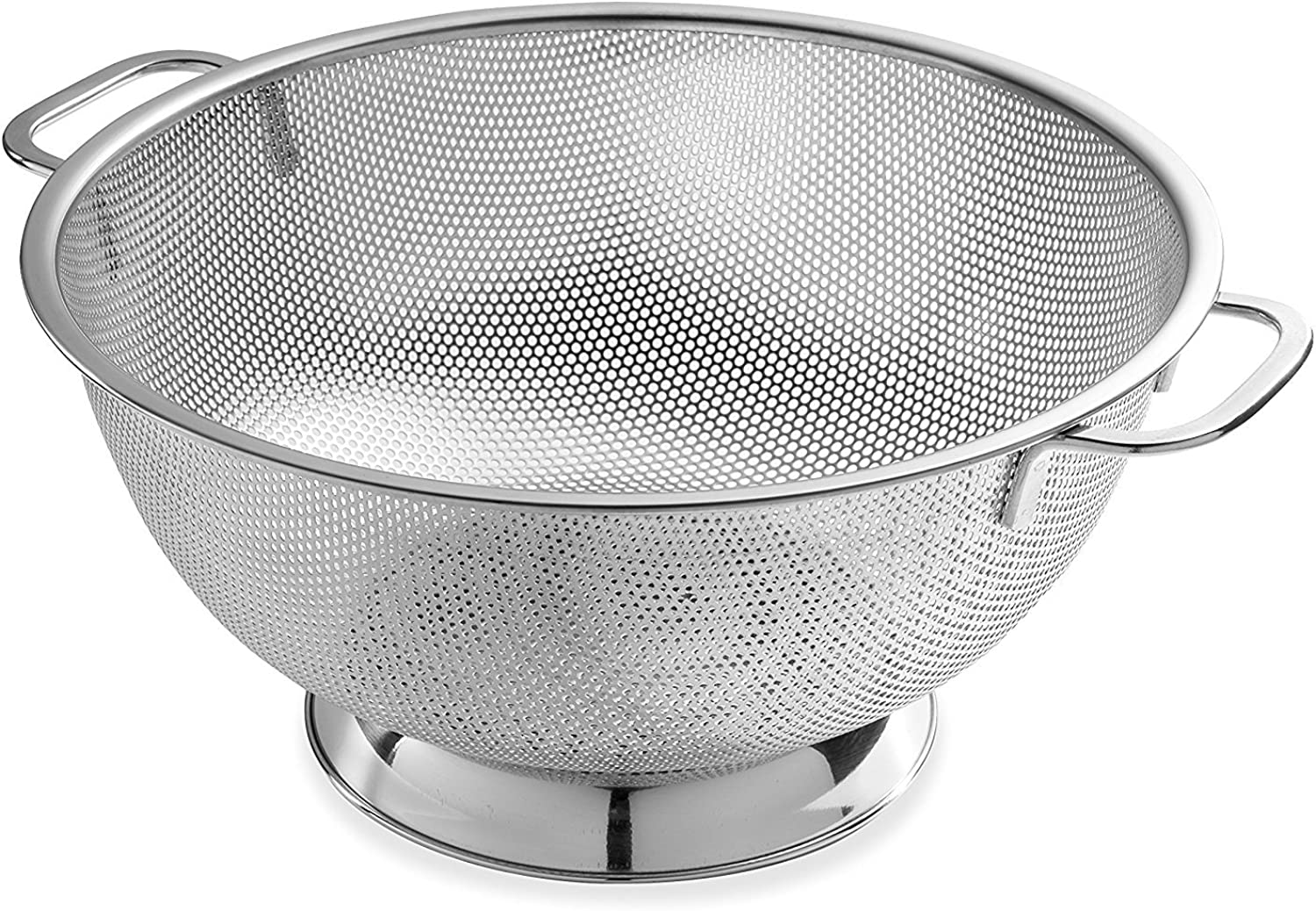 Bellemain Micro-perforated Micro-perforated Micro-perforated Stainless Steel 4.7l Colander-Dishwasher Safe B00O97D0DO 50f75d