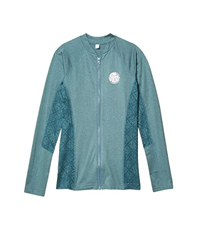 Rip Curl Trestles Long Sleeve Rashguard (Dark Blue) Women