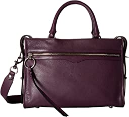 Bedford Zip Satchel
