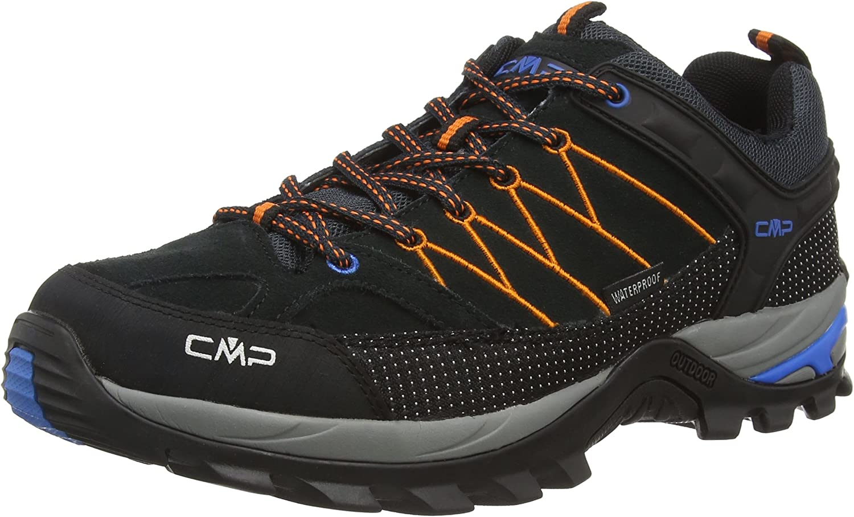 CMP Men's Rigel Low Rise Hiking Boots