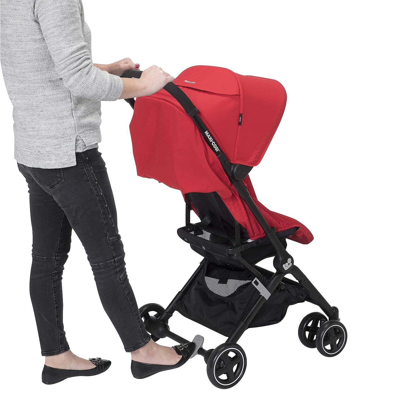 Maxi-Cosi Lara Lightweight Ultra Compact Stroller, Nomad Red, One Size (CV364ETZ)