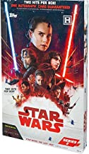 2018 Topps Star Wars 'The Last Jedi' Series 2 HOBBY box