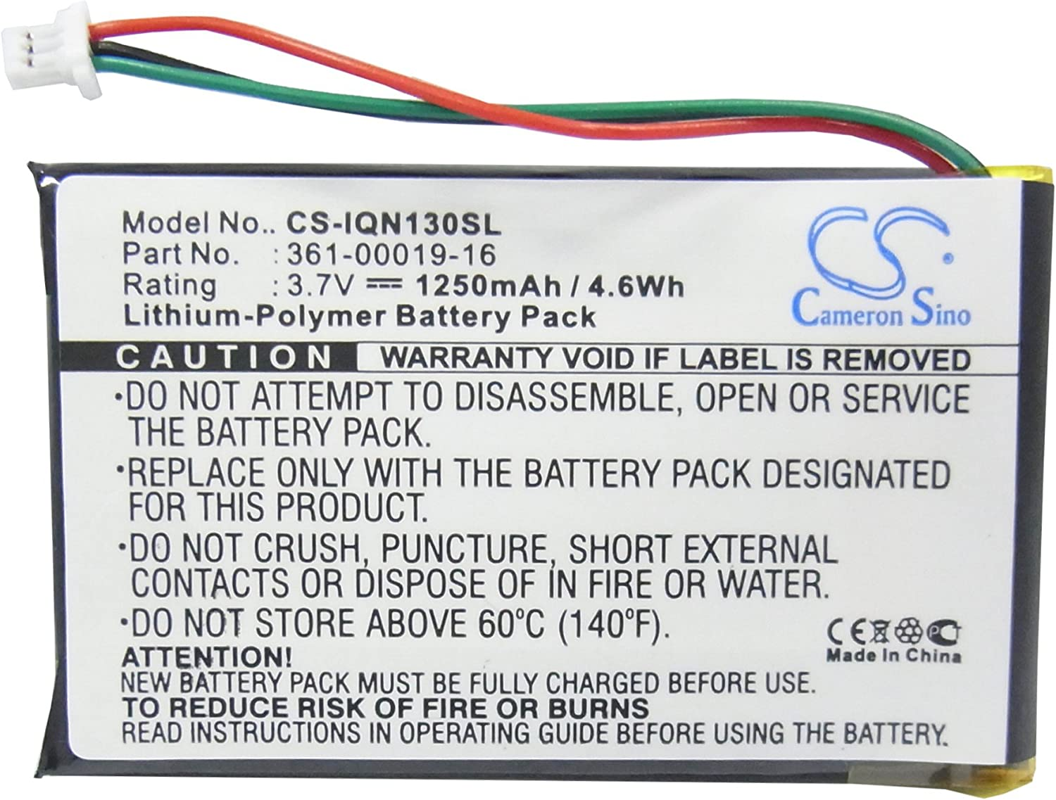Replacement Battery Sales of SALE items from new works for Gorgeous Garmin 1300 1350 1370 Nuvi