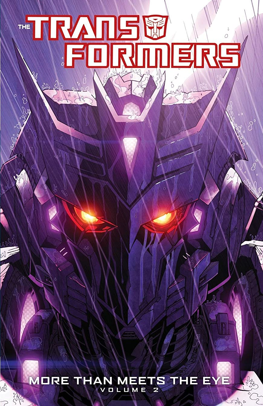 に負ける気まぐれな供給Transformers: More Than Meets The Eye Volume 2