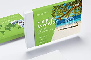 Happily Ever After - Tinggly Voucher/Gift Card in a Gift Box for Two