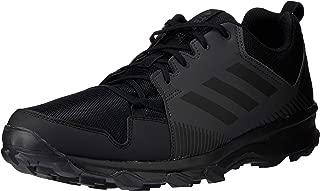 adidas Australia Men's Terrex Tracerocker Trail Running Shoes, Core Black/Core Black/Utility Black