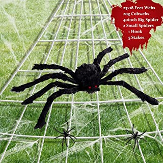 Halloween Spider Web Decoration - 40