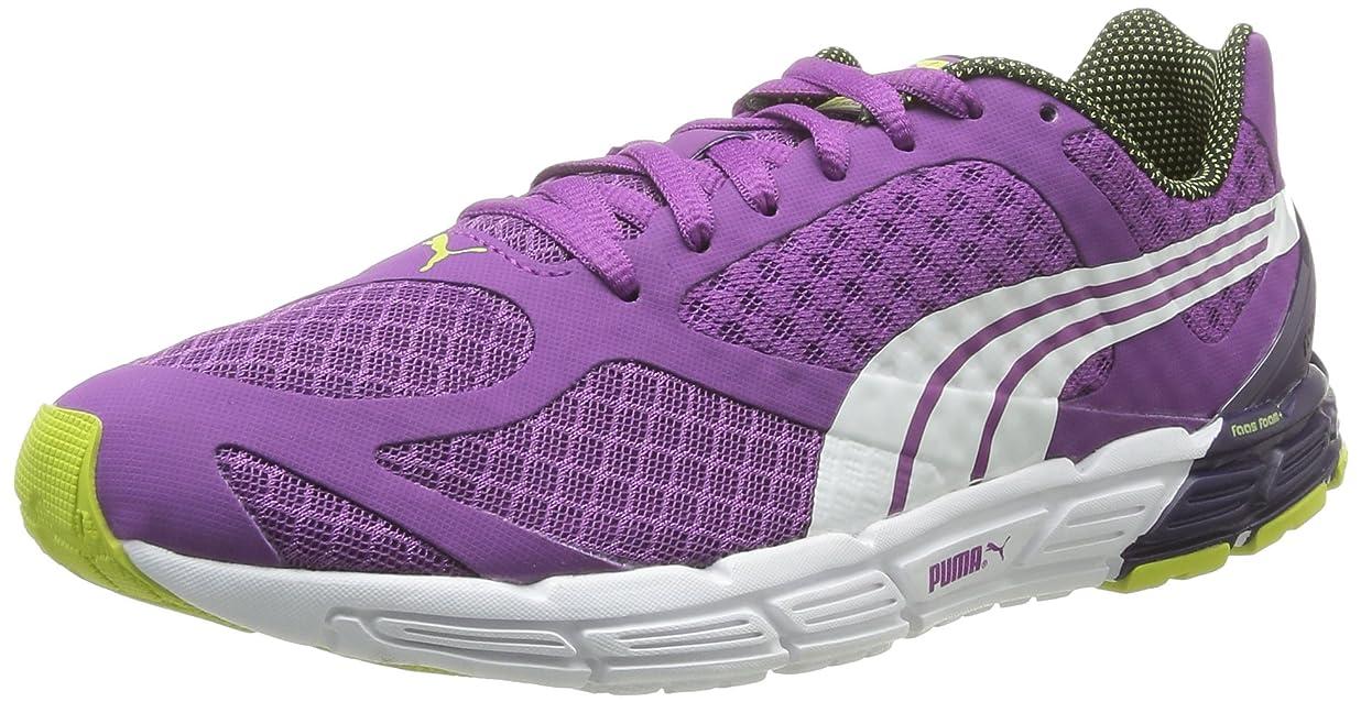 活性化する論理ミットPuma Faas 500 S Womens Running Sneakers / Shoes - Grape [並行輸入品]