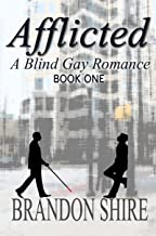 Afflicted: A Blind Gay Romance (English Edition)