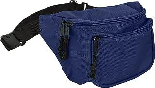 DALIX 3 Pocket Fanny Pack