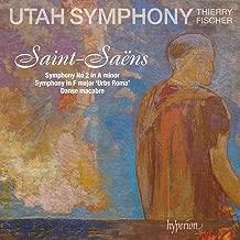 saint saens symphony 2
