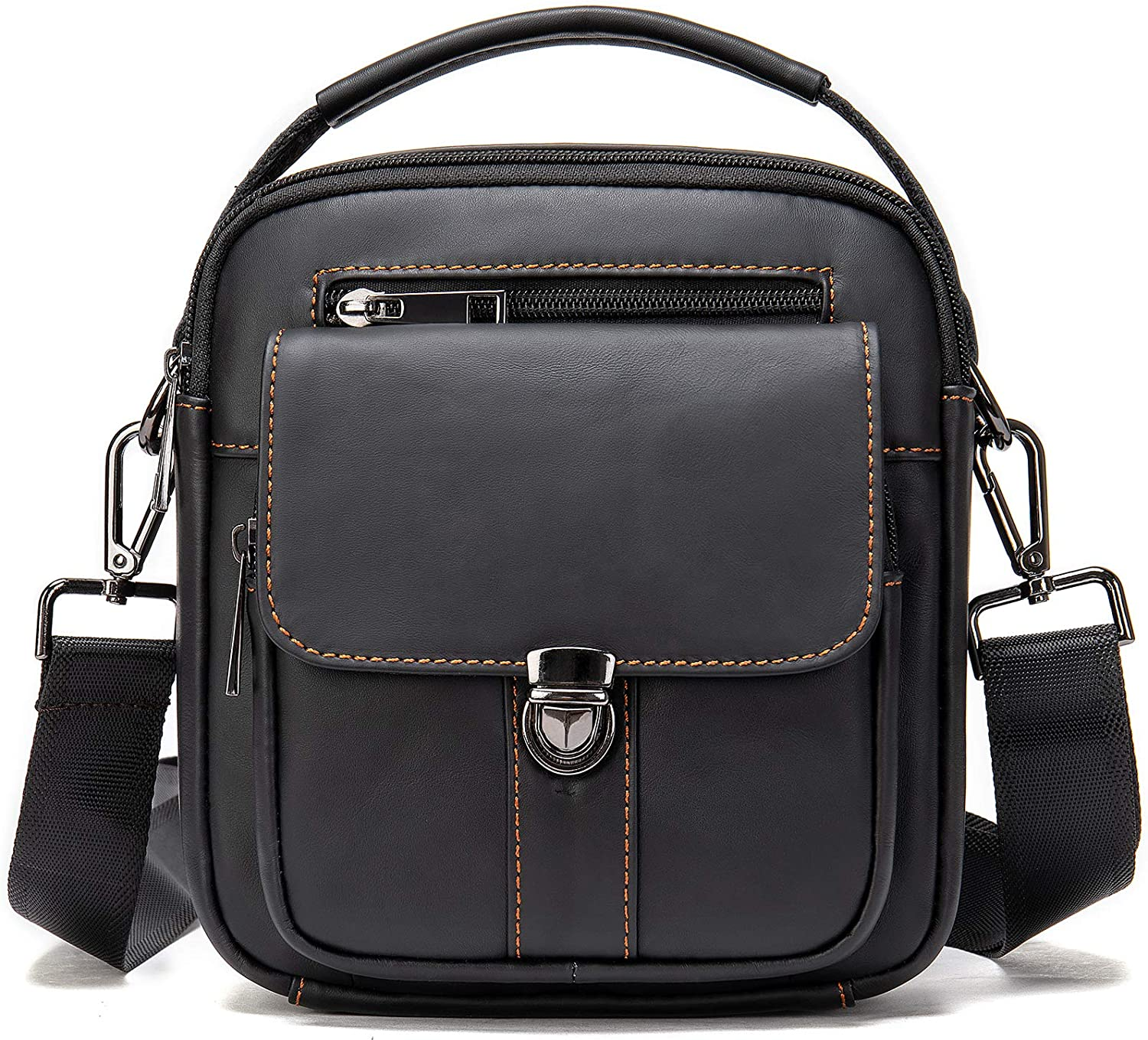 shopping Man Purses and Bags Small Leather Sh Genuine Messenger Mini 40% OFF Cheap Sale