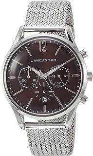 [ランカスターパリ]Lancaster Paris 腕時計 MLP003B/SS/MR MLP003B/SS/MR メンズ 【正規輸入品】