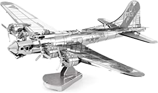 Metal Earth Fascinations MMS091502489Boeing B-17Flying Fortress Construction Toy 2Metal Board (Ages 14+