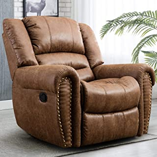 leather recliner tv chair