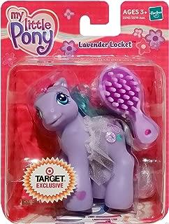 My Little Pony G3: Lavendar Locket Pony Figure