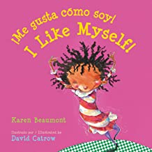 ¡Me gusta cómo soy! / I Like Myself! (bilingual board book Spanish edition) (Spanish and English Edition)