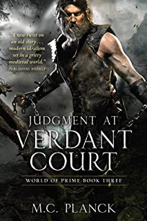 Judgment at Verdant Court (World of Prime Book 3)