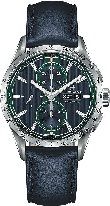 Orologio da polso hamilton broadway h43516641 orologio automatico da uomo