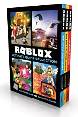 Roblox Ultimate Guide Collection: Top Adventure Games, Top Role-Playing Games, Top Battle Games Hardcover