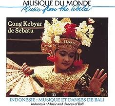 Bali: musique et danses