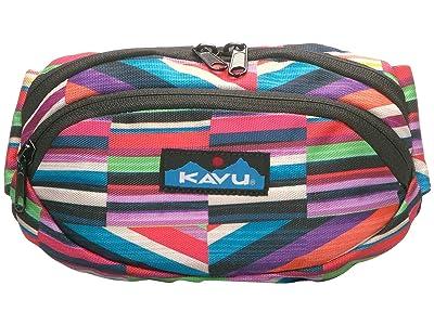 KAVU Spectator (Jewel Stripe) Bags