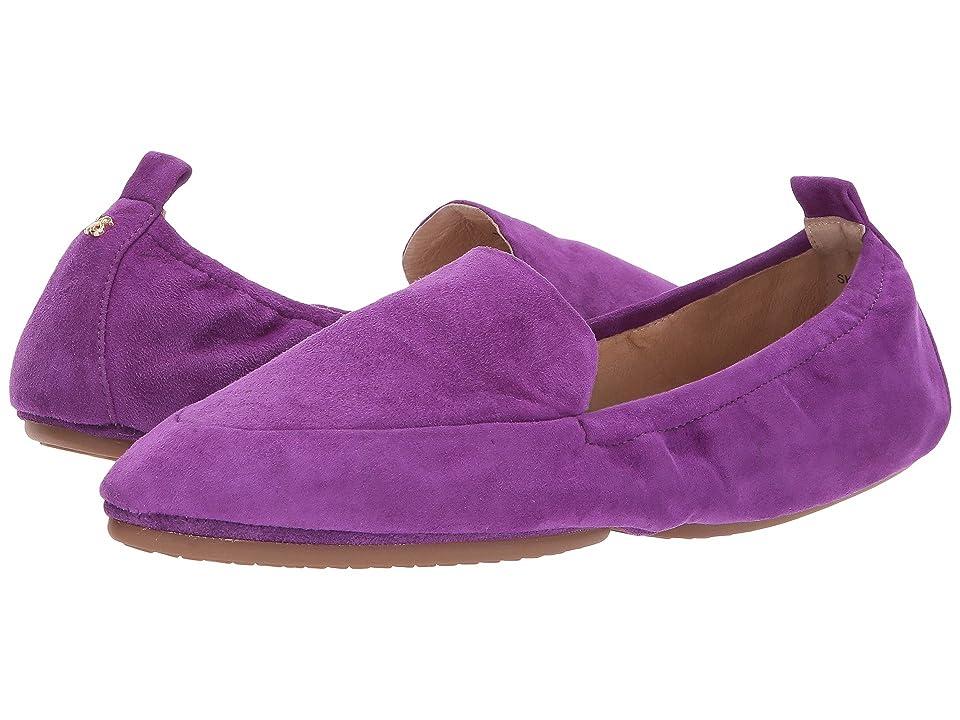 Yosi Samra Skyler Loafer (Purple Magic) Women