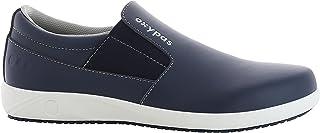 Oxypas ROYS4301NAV Roy SRC slip in lavoro scarpa